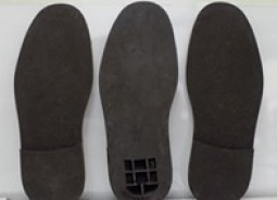 Footwear soles prototypes produced with TPU modified with lignin