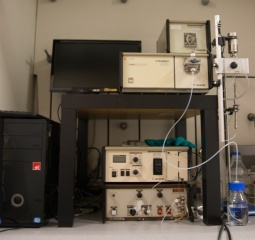 Analytical Column and HPLC Set-Up