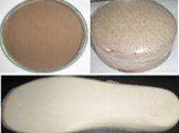 PU flexible foam containing lignin as reactive filler